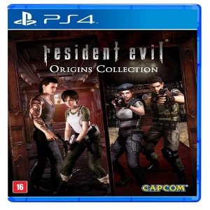 Jogo Resident Evil: Origins Collection - PS4