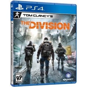 Jogo Tom Clancy`s The Division - Playstation 4