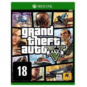 Jogo Grand Theft Auto GTA V - Xbox One