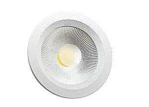 Luminária Super Led Cob Redonda  15W, 20W ou 30W 3000K ou 6000K FLC