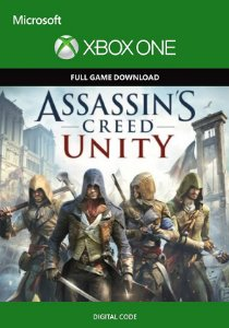 Assassin's Creed Unity Xbox One - Código Digital