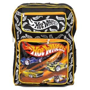 MOCHILA MASC. HOT WHEELS - JO18805