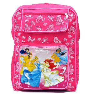 MOCHILA FEM. DISNEY PRINCESS - JO18809