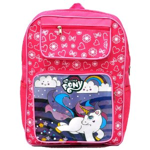 JO18811 - MOCHILA FEM. LITTLE PONY