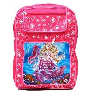 MOCHILA FEM. BARBIE PEARL PRINCESS - JO18812
