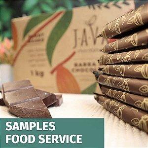 Amostras para FOOD SERVICE - Escolha