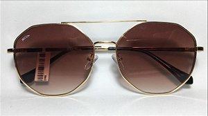Óculos de Sol Beloo 58203 dourado