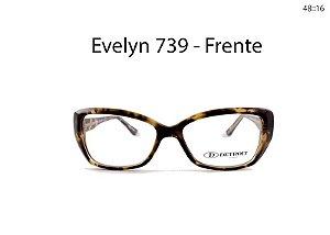 Armação Detroit Evelyn 739