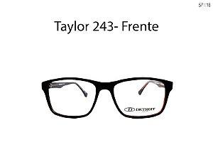 Armação Detroit Taylor 243