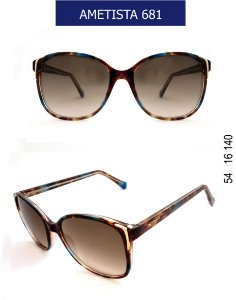 Óculos de Sol Detroit Ametista 681