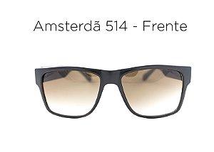 Óculos de Sol Detroit Amsterdâ 514