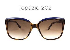 Óculos de Sol Detroit Topázio 202