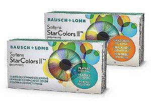 Lente de Contato Colorida Bausch & Lomb Soflens StarColors II