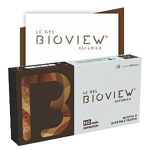 Lente de Contato Bioview Asférica