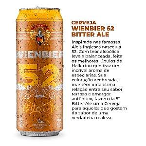 Cerveja Wienbier 52 Bitter Ale 710ml