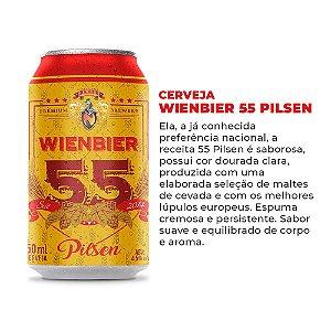 Cerveja Wienbier 55 Pilsen 350ml