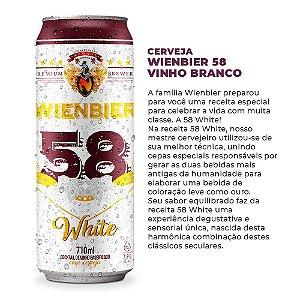 Cerveja Wienbier 58 Vinho Branco 710ml