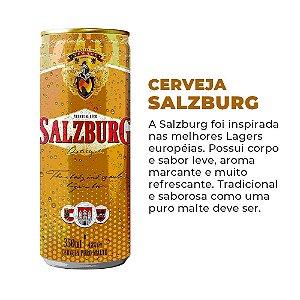 Cerveja Salzburg Puro Malte 350ml
