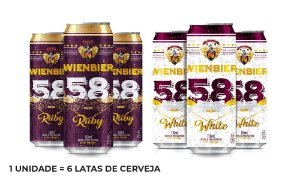 Kit Wine Lovers - 6 Latas de 710ml
