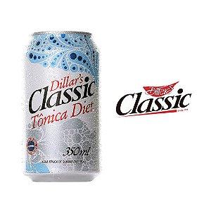 Água Tônica Diet Classic Dillar's 350ml