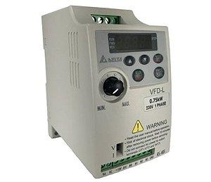 Inversor de Frequência DELTA VFD007L21A