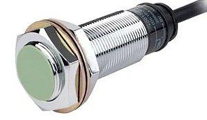 Sensor Indutivo M18 Npn Na 5mm Faceado Cabo 2 Metros Pr18-5dn Autonics