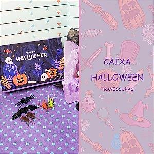 Caixa Halloween Travessuras