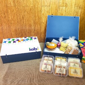 Kit Festa Junina da Caixa Gourmet - Caixa Personalizada