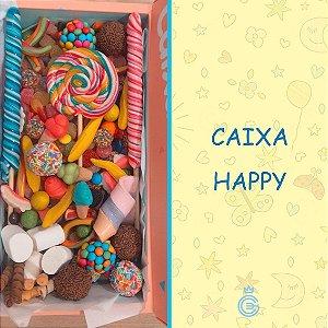 Caixa De Guloseimas - Happy