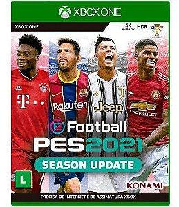 Jogo eFootball PES 2021 - Xbox One