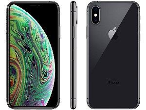 iPhone XS Cinza Espacial 256GB Novo, Desbloqueado com 1 Ano de Garantia - WLH2TRRRR