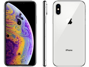iPhone XS Prata 256GB Novo, Desbloqueado com 1 Ano de Garantia - EARRCVF4X