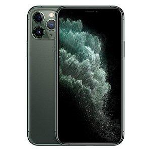 iPhone 11 Pro Verde meia-noite 512GB Novo, Desbloqueado com 1 Ano de Garantia - FBPPAY5PM