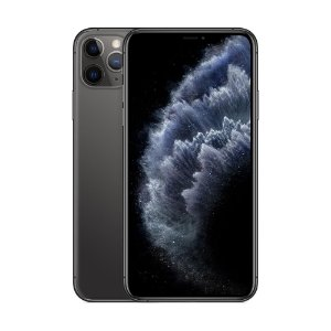 iPhone 11 Pro MAX Cinza Espacial 64GB Novo, Desbloqueado com 1 Ano de Garantia - 8DVLMDDRT