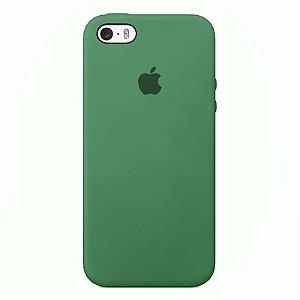 Case Capinha Verde Pacífico para iPhone 5/5s/5c e SE 1 GERAÇÃO de Silicone - USC5LDKH1