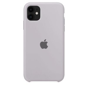 Case Capinha Cinza Concreto para iPhone 11 de Silicone - HOBX3SZNB
