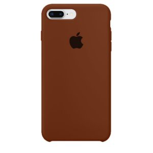 Case Capinha Chocolate para iPhone 7 Plus e 8 Plus de Silicone - FA1QLL0LB