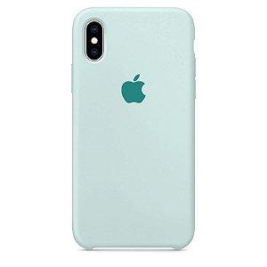 Case Capinha Azul Céu para iPhone X e XS de Silicone - GDR18GRHY