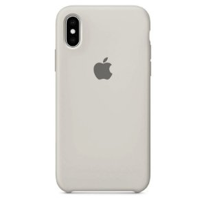 Case Capinha Branco Off-White para iPhone X e XS de Silicone - 4MWIP8YGC
