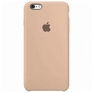 Case Capinha Rosa Areia para iPhone 6 e 6s de Silicone - FSXCAKLAQ