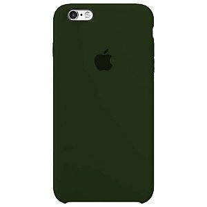 Case Capinha Verde Bandeira para iPhone 6 e 6s de Silicone - ZNJP117R8