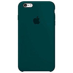 Case Capinha Azul Horizonte para iPhone 6 Plus e 6s Plus de Silicone - U60DE1ZZ2
