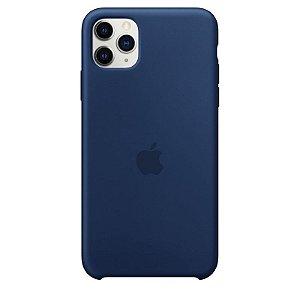 Case Capinha Azul Horizonte para iPhone 11 Pro de Silicone - 4JU83VGQN