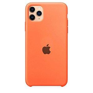 Case Capinha Tangerina para iPhone 11 Pro de Silicone - 7W85TM895