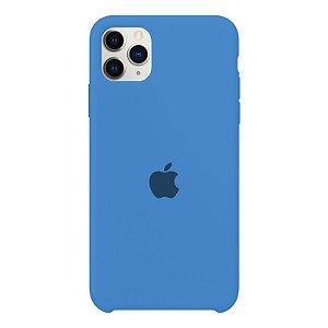 Case Capinha Azul Royal para iPhone 11 Pro Max de Silicone - AE47XLA5Q