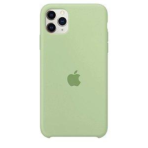 Case Capinha Verde Menta para iPhone 11 Pro Max de Silicone - EB8T5NMTW