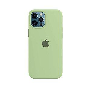 Case Capinha Verde Menta para iPhone 12 Pro Max de Silicone - TB2JLL27E