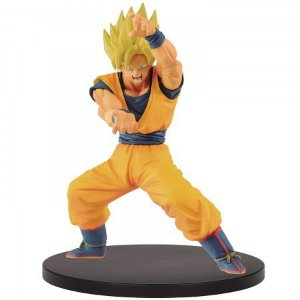 FIGURA BANPRESTO DRAGON BALL SUPER CHOSENSHIRETSUDEN SON GOKU