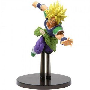 FIGURA BANPRESTO DRAGON BALL SUPER: BROLY MATCH MAKERS SUPER SAIYAN BROLY