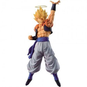 FIGURA BANPRESTO DRAGON BALL LEGENDS - COLLAB GOGETA SSJ